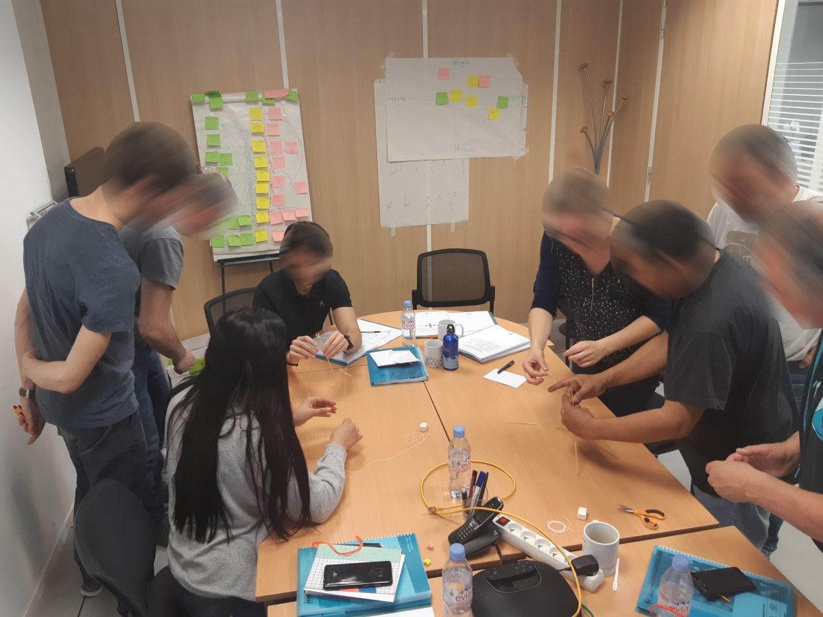 Formation agile avec jeux agile et Gamification - Thierry Secqueville