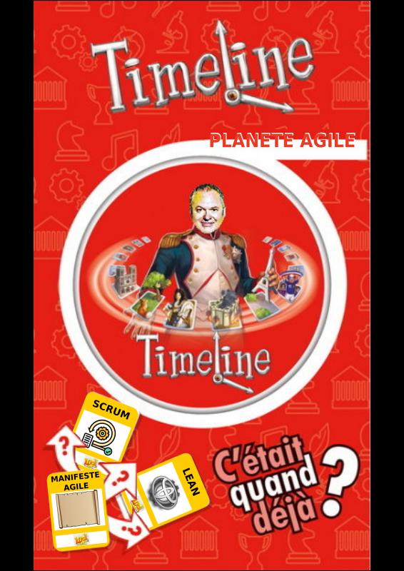 TimeLine Planète Agile - Thierry Secqueville
